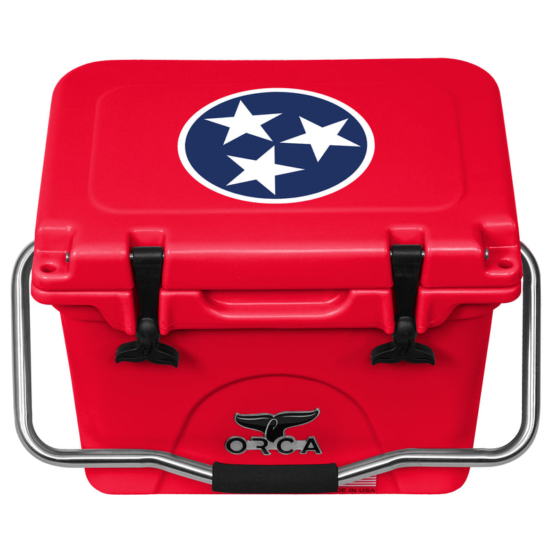 Tennessee Tristar 20 Quart Red - ORCA