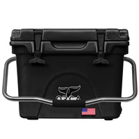 University Of Central Florida Black/Black 20 Quart - ORCA