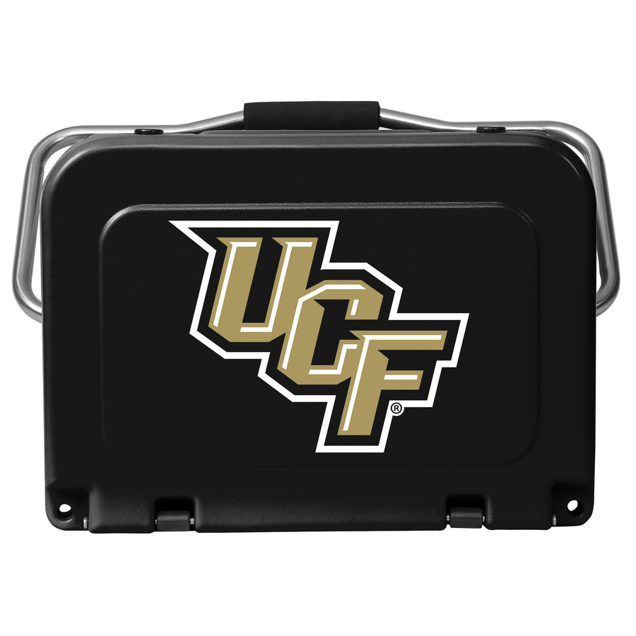 University Of Central Florida Black/Black 20 Quart