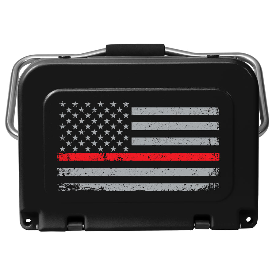 First Responder Thin Red Line 20 Quart - ORCA