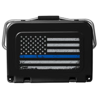 First Responder Thin Blue Line 20 Quart - ORCA