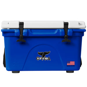 Blue/White 26 Quart - ORCA