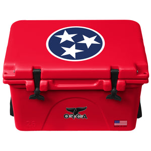 Tennessee Tristar 26 Quart Red