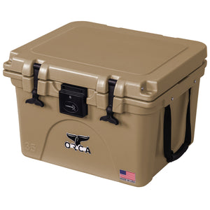 Tan Liddup 35 Quart - ORCA