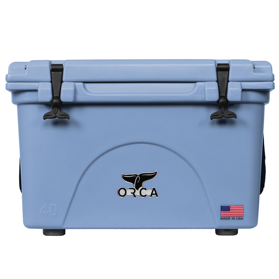 Light Blue 40 Quart - ORCA