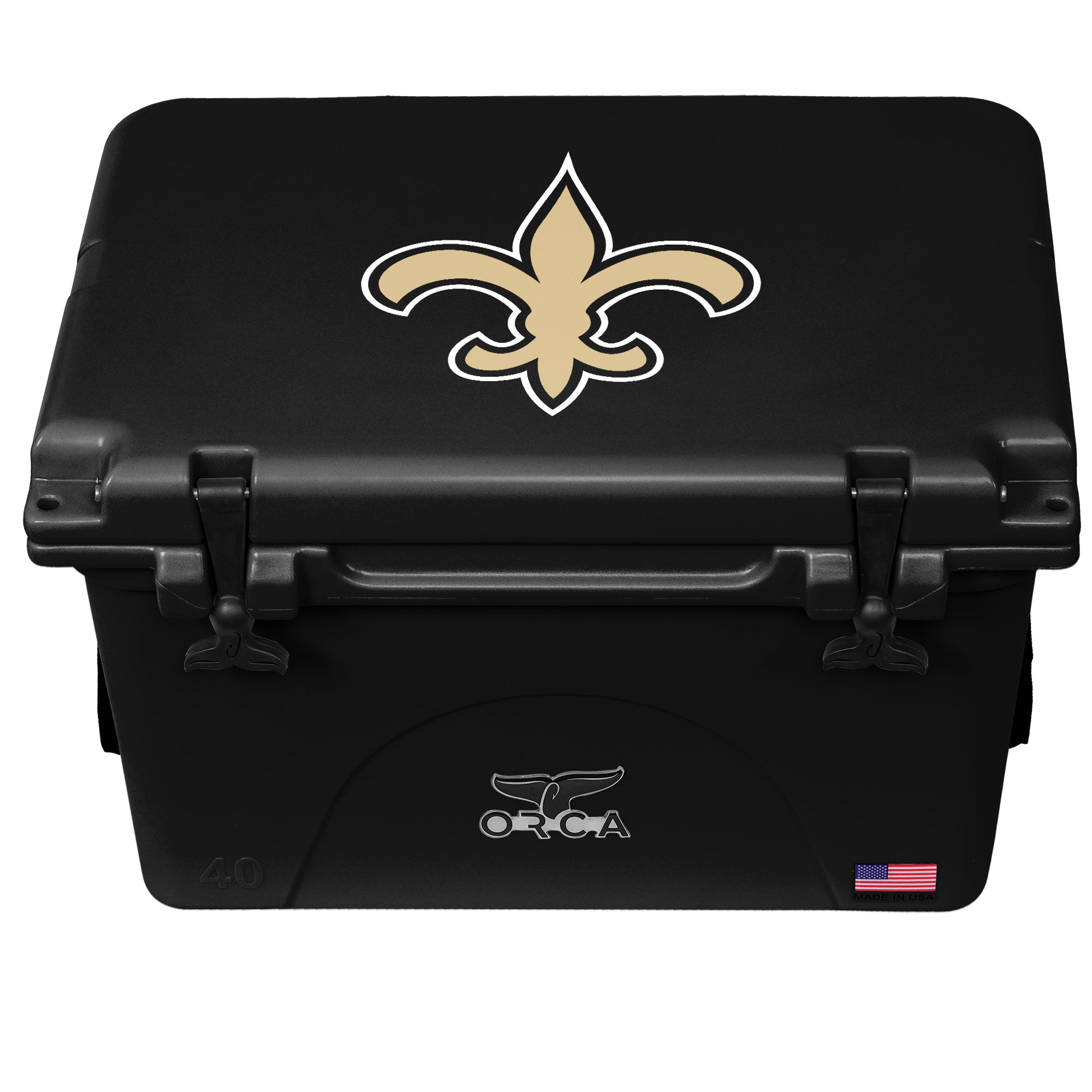 New Orleans Saints 40 Quart - ORCA