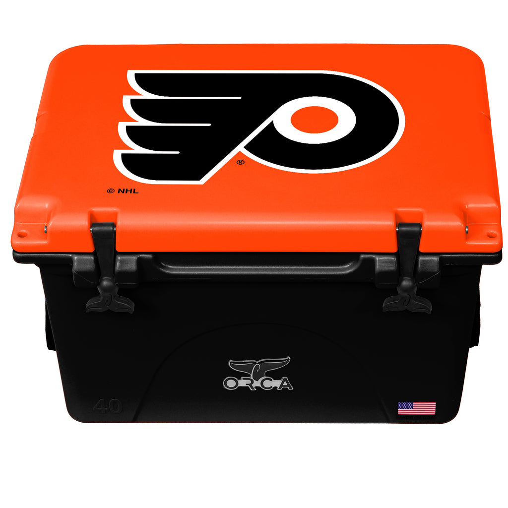 Philadelphia Flyers 40 Quart - ORCA