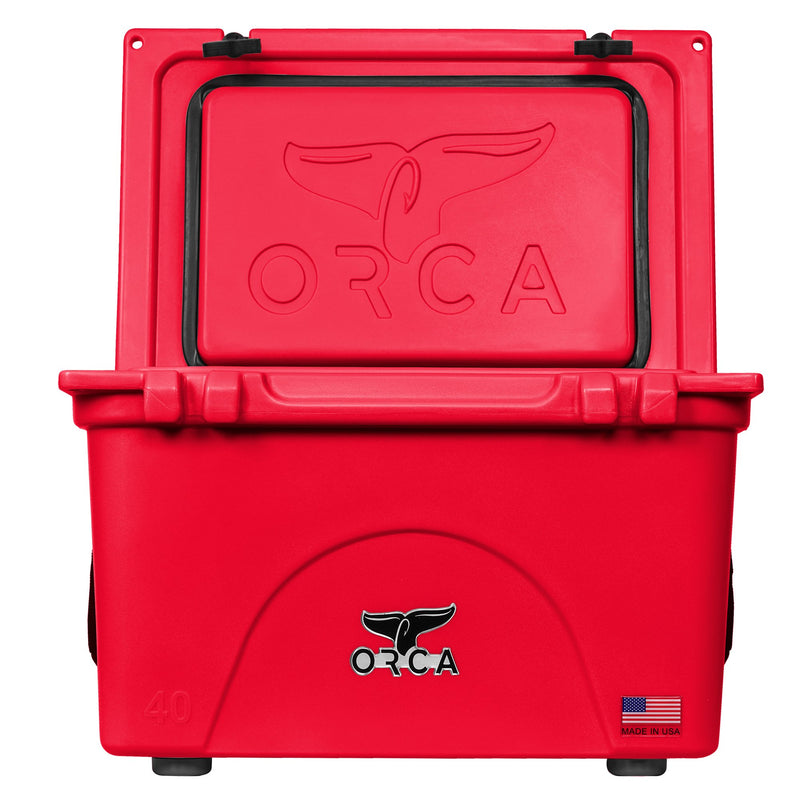 Red 40 Cooler Terrible Herbst Motorsports - ORCA
