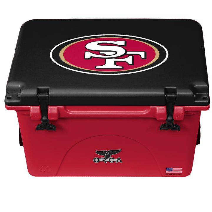 San Francisco 49ers 40 Quart - ORCA