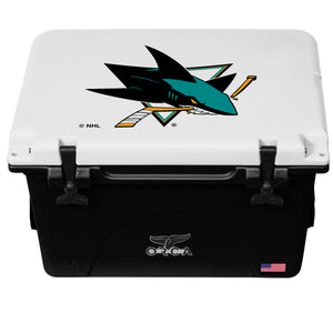 San Jose Sharks 40 Quart - ORCA