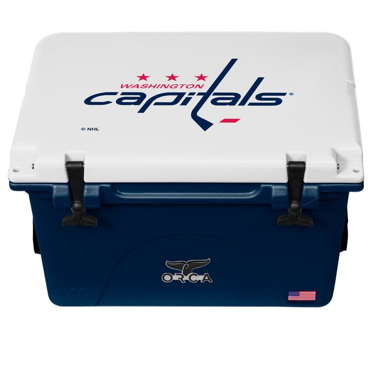 Washington Capitals 40 Quart