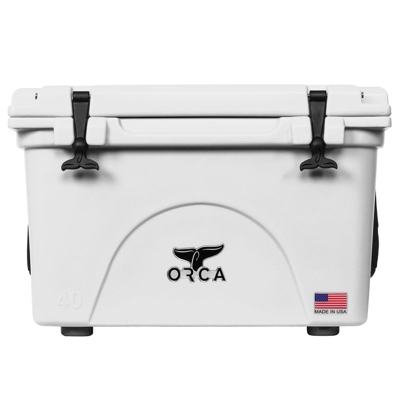 White 40 Cooler Terrible Herbst Motorsports - ORCA