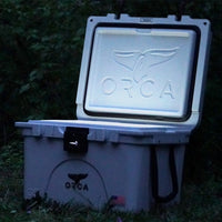 Light Blue Liddup 35 Quart - ORCA