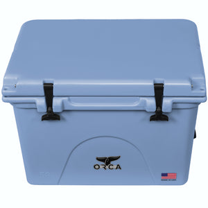 Light Blue 58 Quart - ORCA