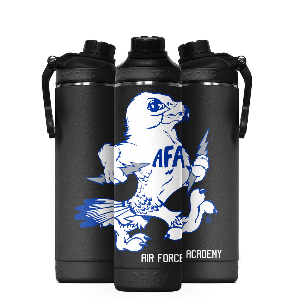 Air Force Academy Mascot Hydra 22oz - ORCA