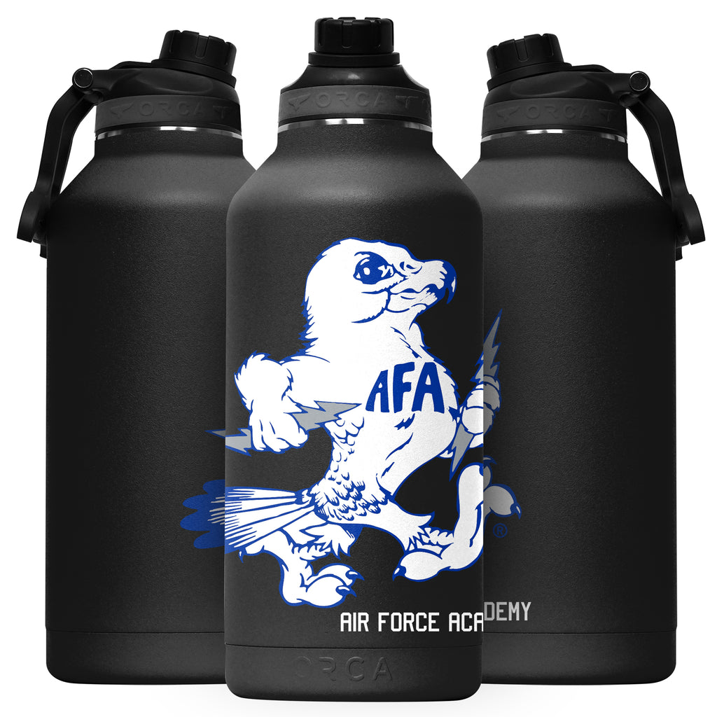 Air Force Academy Mascot Hydra 66oz - ORCA