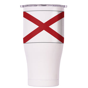 Alabama State Flag Chaser 27oz - ORCA