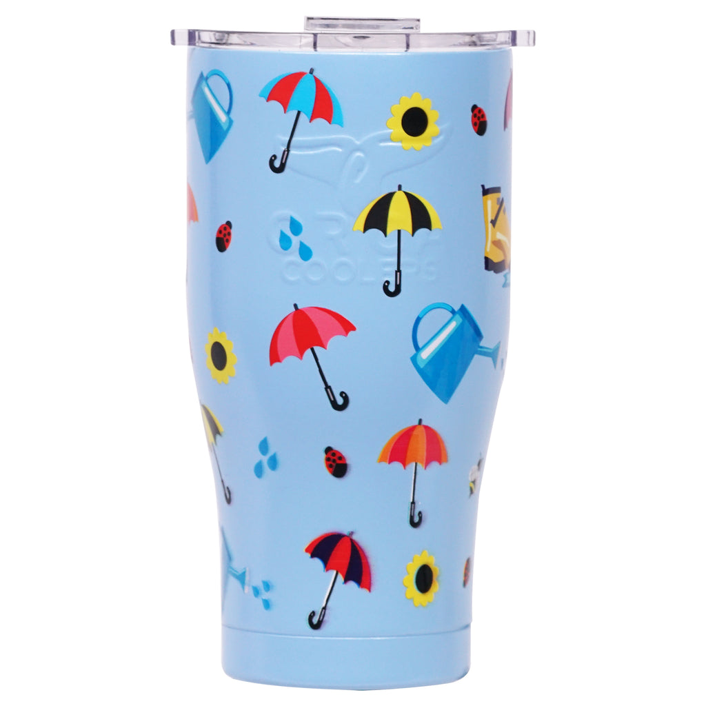 April Showers 27oz Chaser Light Blue/Clear - ORCA