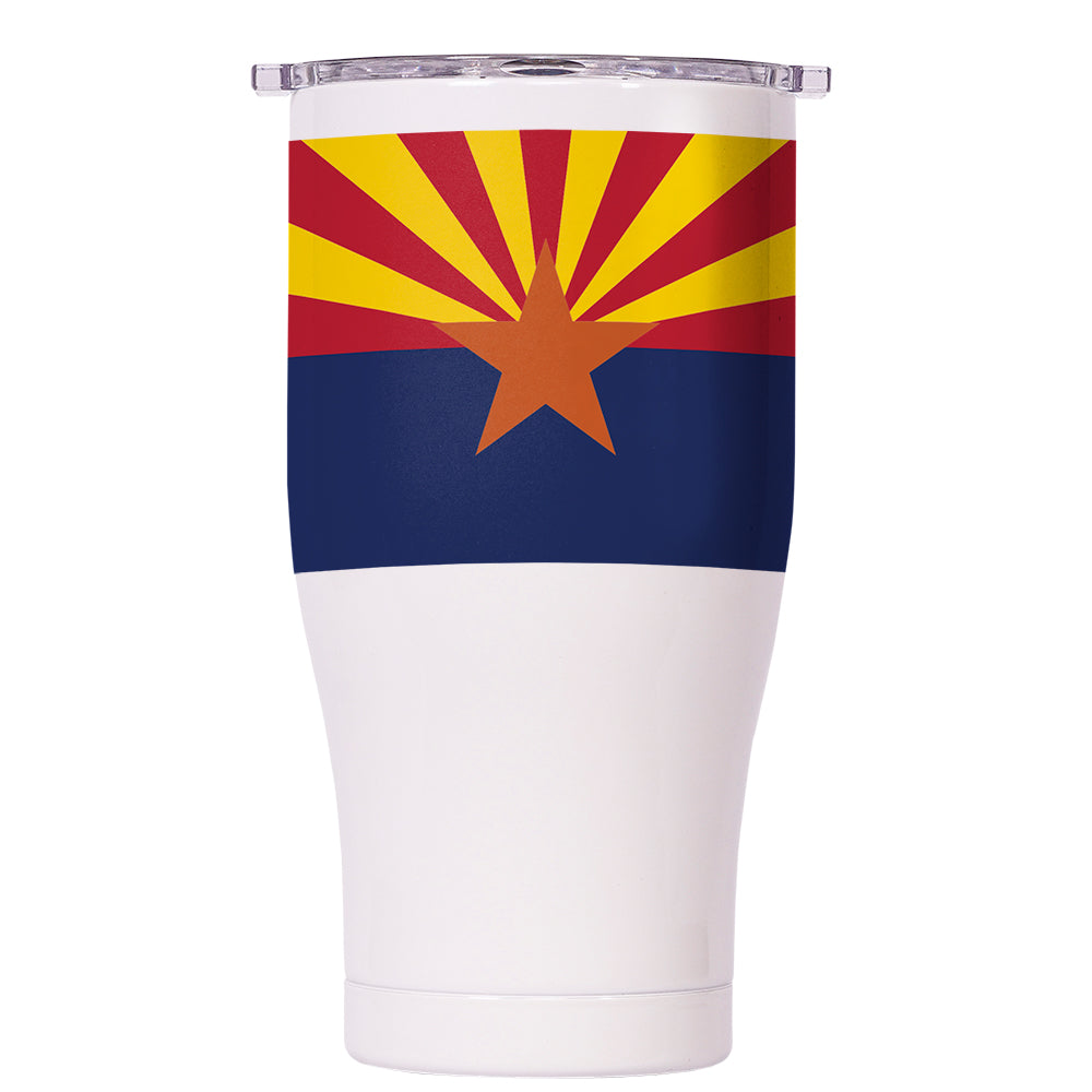 Arizona State Flag Chaser 27oz - ORCA