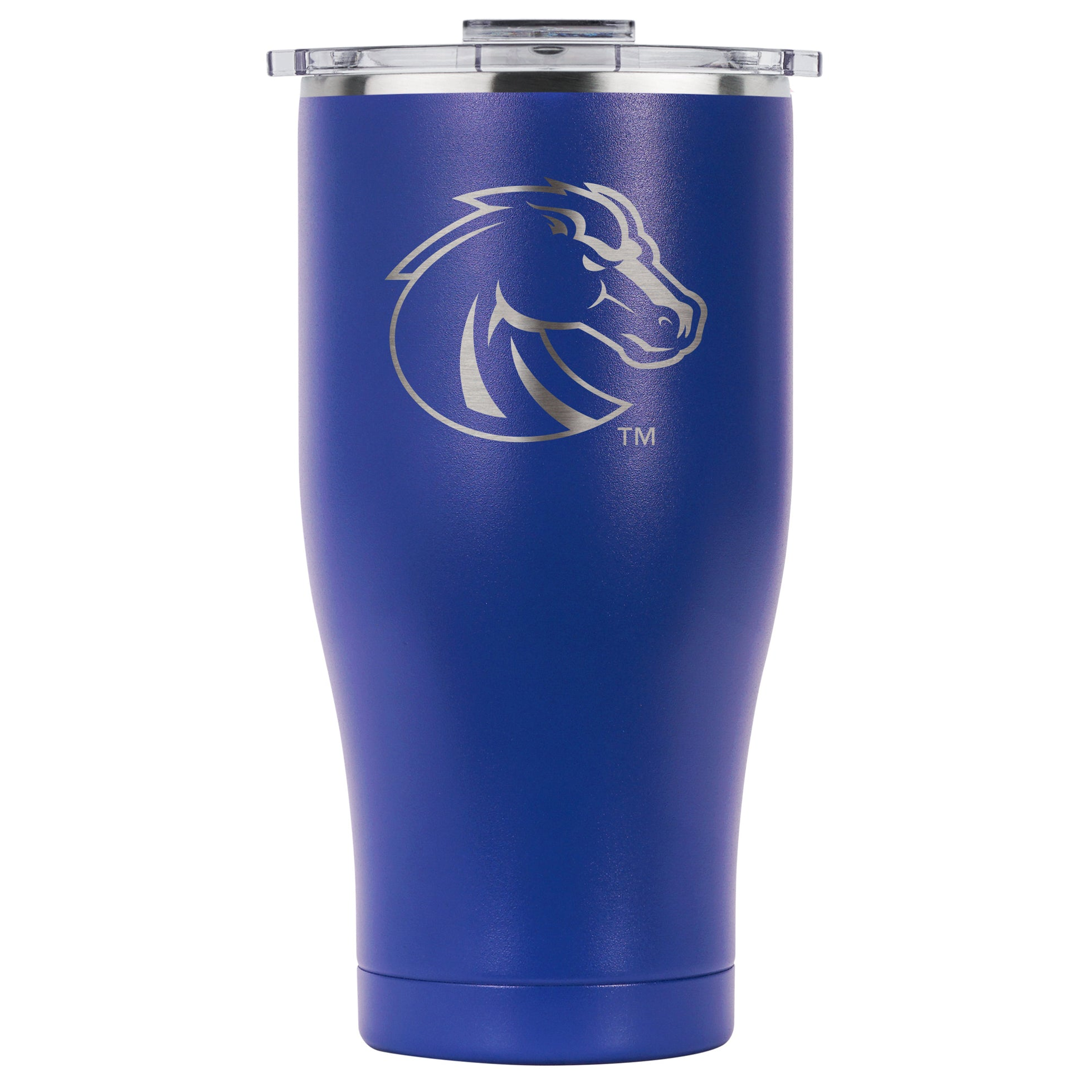 Boise State University 27oz Chaser Blue/Silver - ORCA