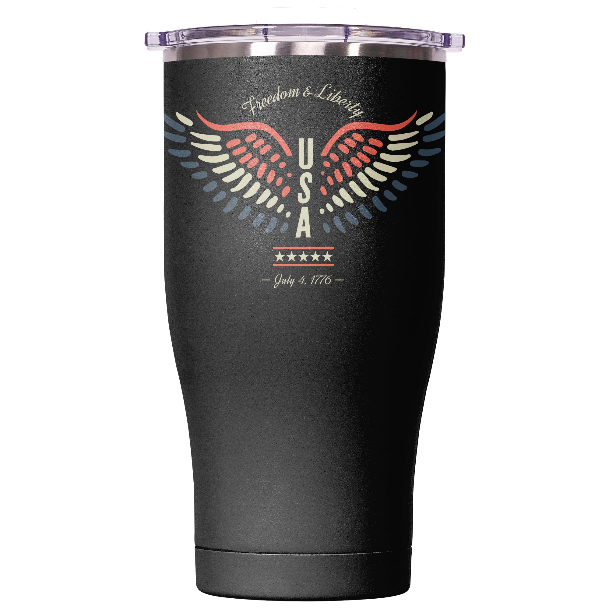 Eagle Wings Black Chaser 27 oz - ORCA