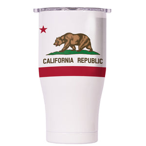 California State Flag Chaser 27oz - ORCA