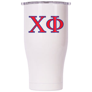 Chi Phi Pearl/Clear Chaser 27oz - ORCA