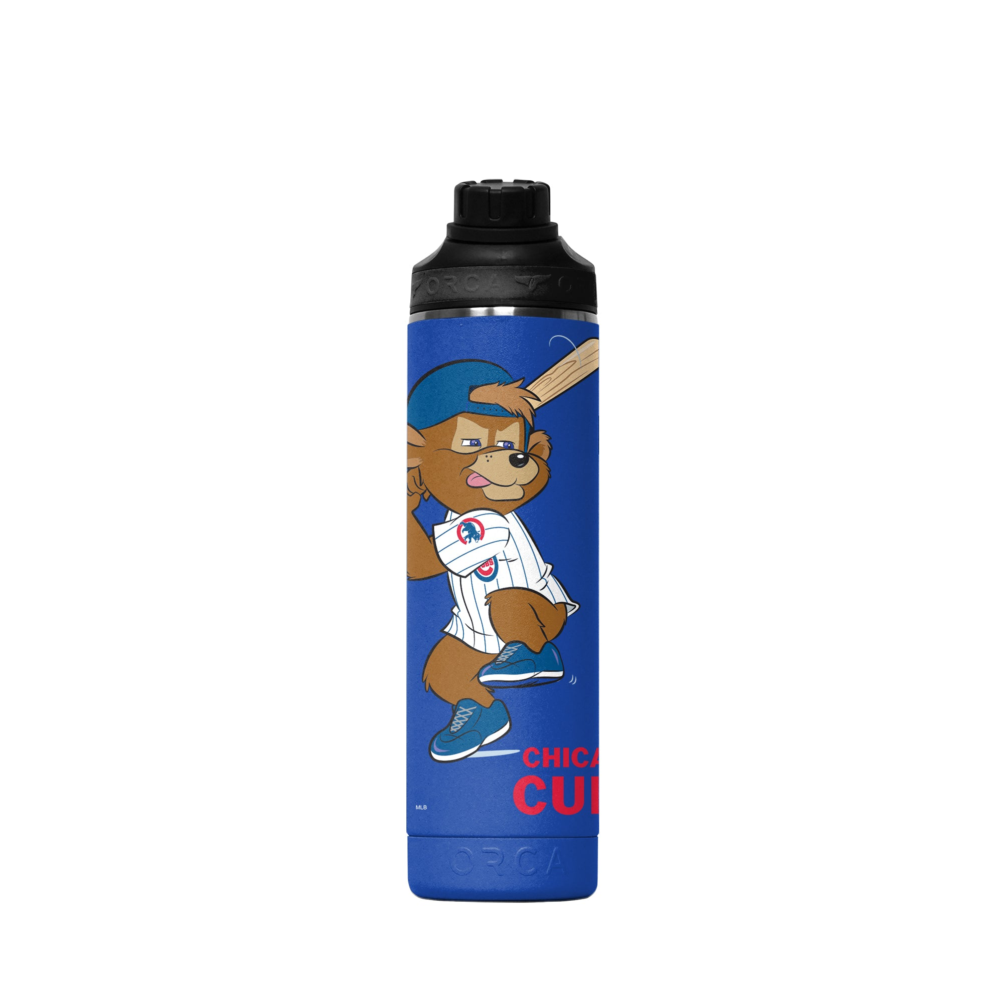 Chicago Cubs Mascot Action Hydra 22oz - ORCA