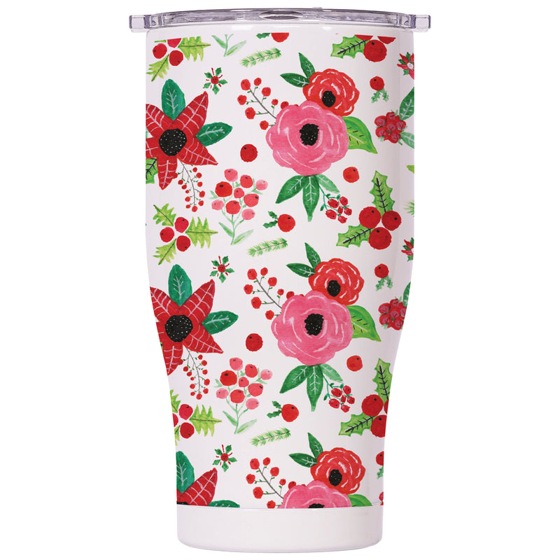 Festive Floral 27oz Chaser - ORCA