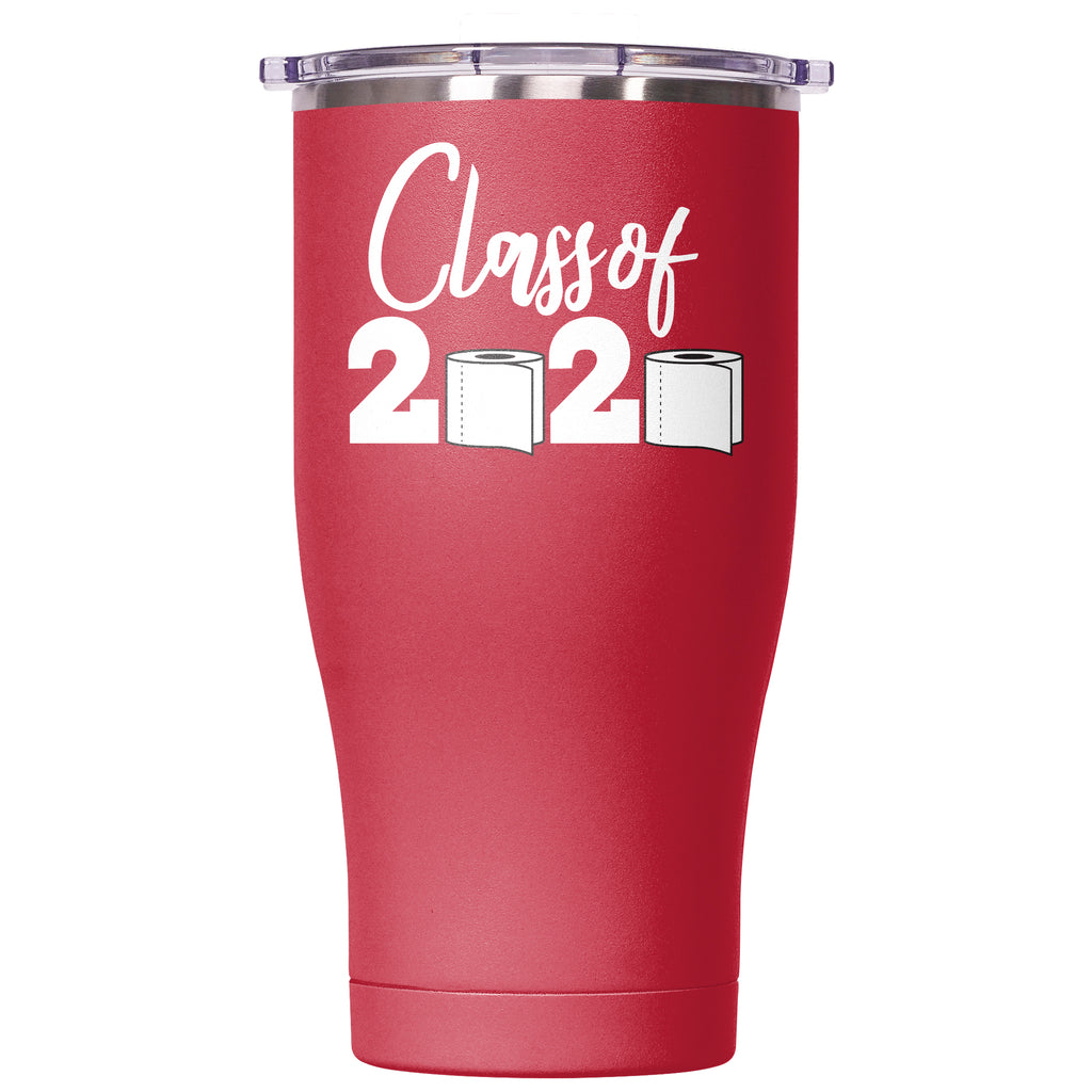 Class of 2020 Crimson Chaser 27 oz - ORCA