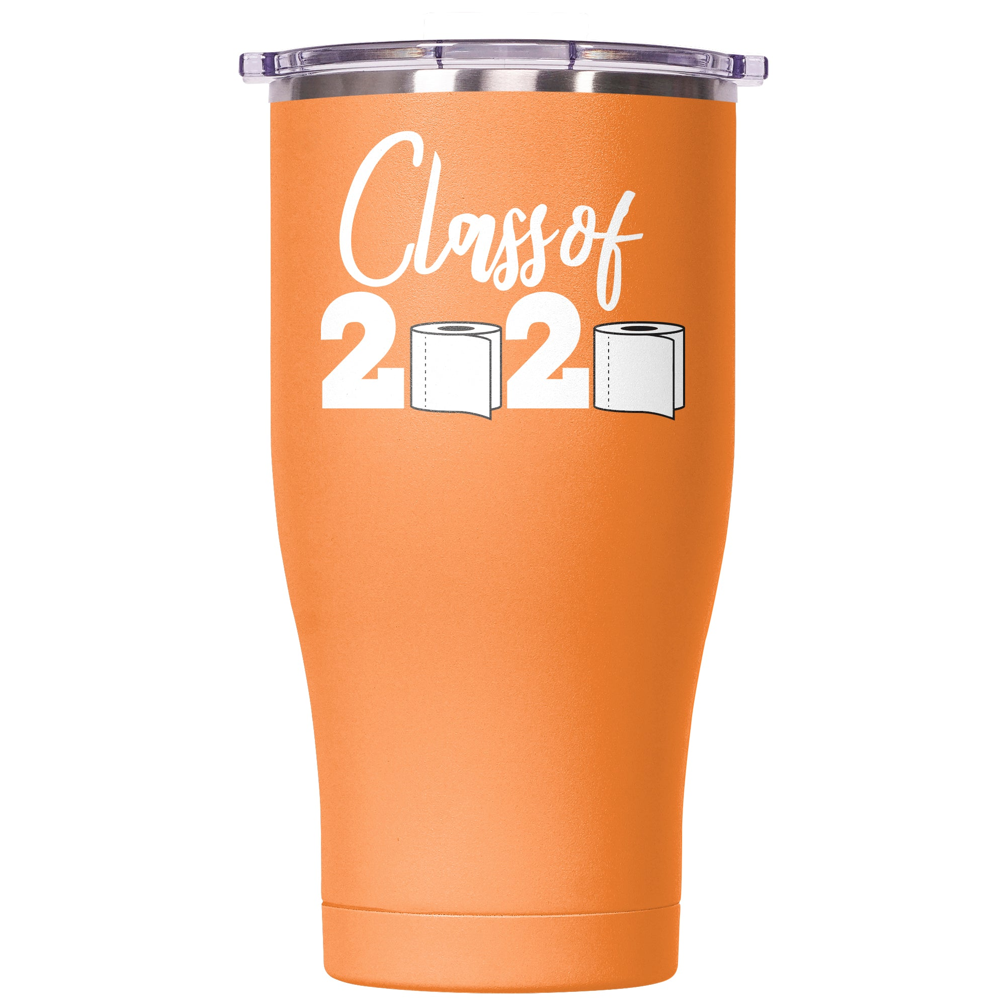 Class of 2020 Orange Chaser 27 oz - ORCA
