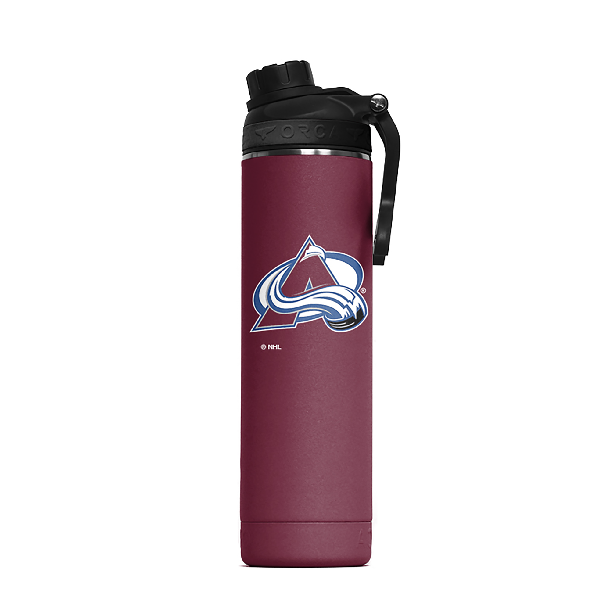 Colorado Avalanche Color Logo Hydra 22oz - ORCA
