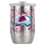 Colorado Avalanche Floral Sketch Vino 12oz - ORCA