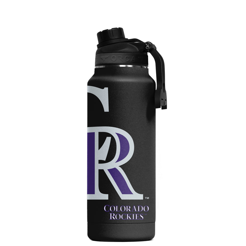 Colorado Rockies Large Logo Hydra 34 oz. - ORCA