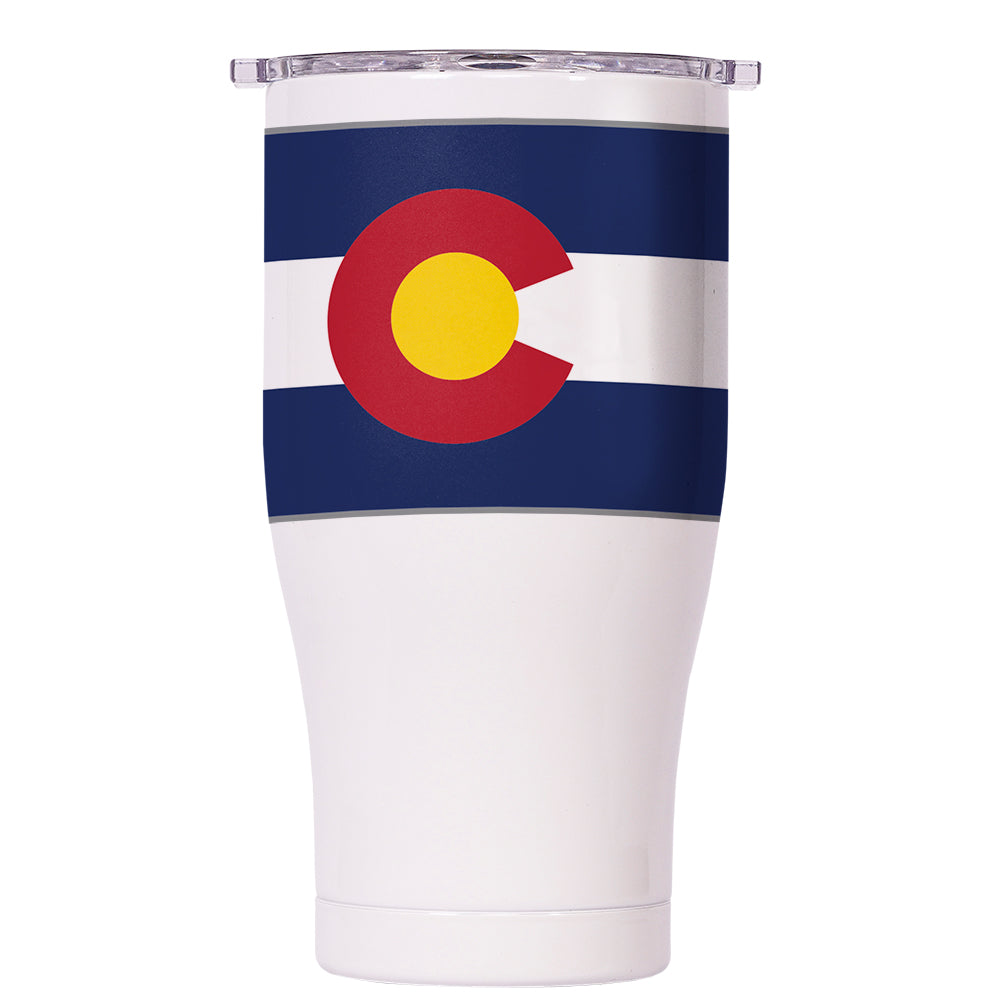 Colorado State Flag Chaser 27oz - ORCA