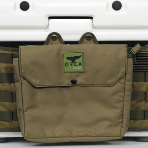 Large Pouch Desert Green - ORCA