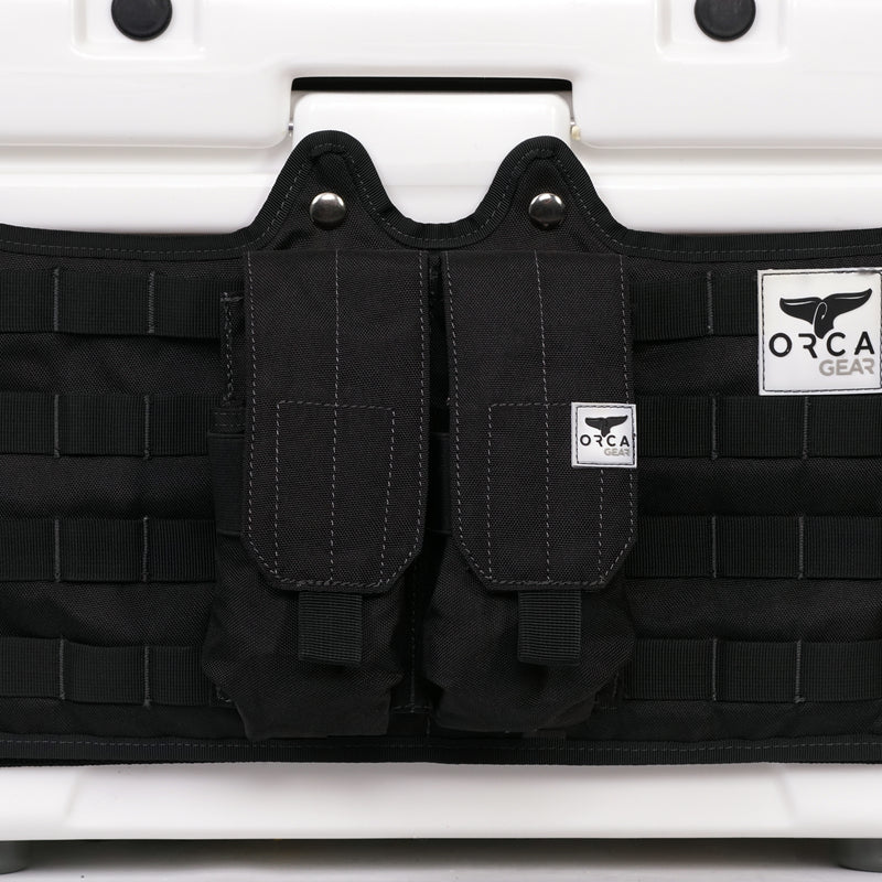 Quad Magazine Holder Black - ORCA