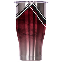 Atlanta Falcons Double Stripe Wrap Chaser 27oz - ORCA