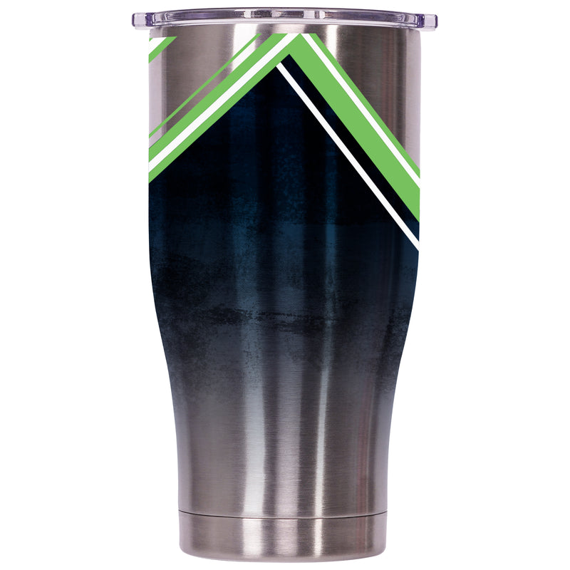 Seattle Seahawks Double Stripe Wrap Chaser 27oz - ORCA