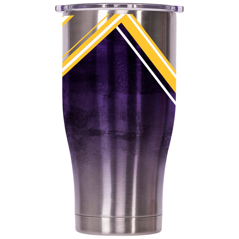 Minnesota Vikings Double Stripe Wrap Chaser 27oz - ORCA