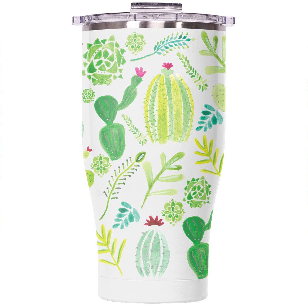 Desert Cactus Pearl/Clear Chaser 27oz