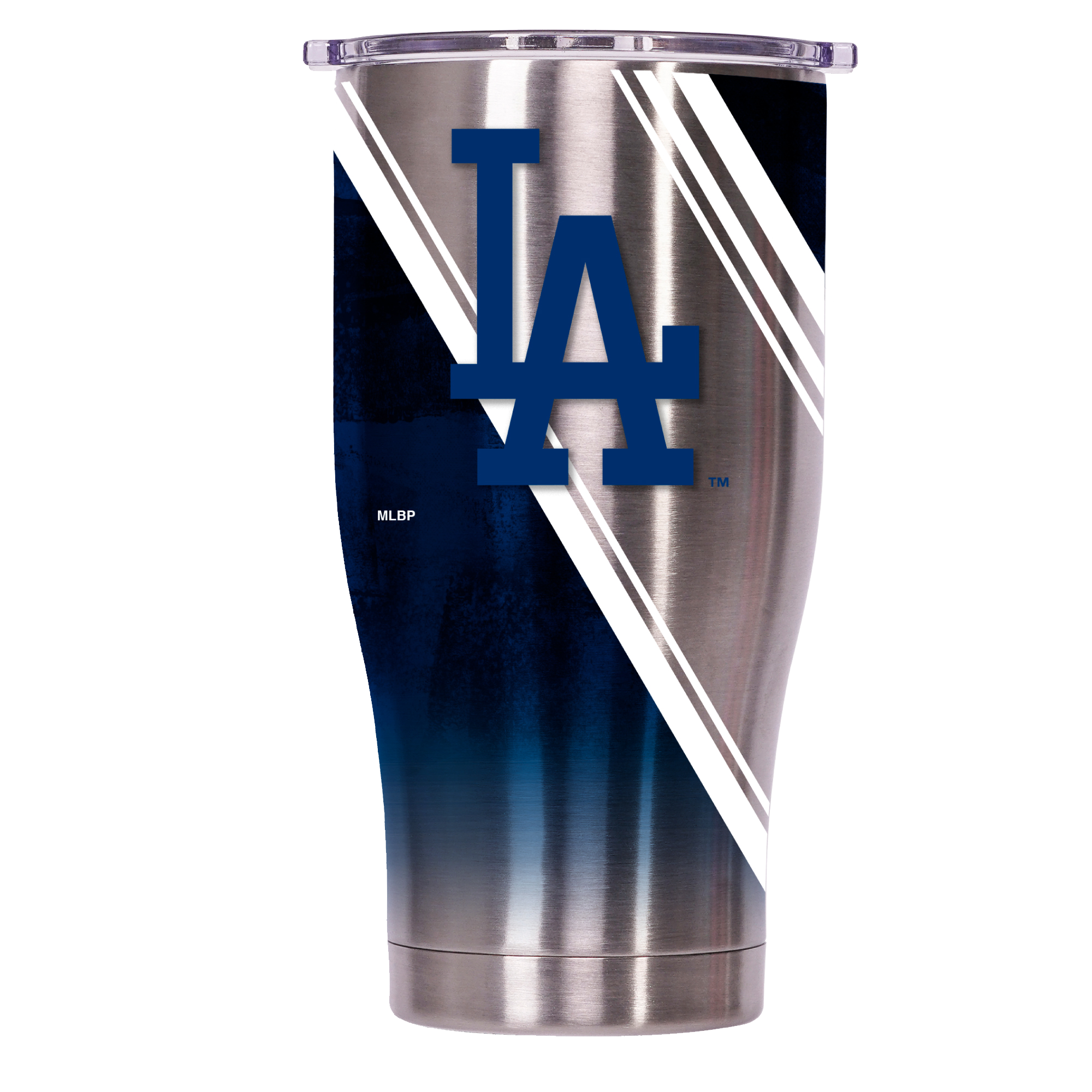 Los Angeles Dodgers Double Stripe Wrap Chaser 27oz - ORCA