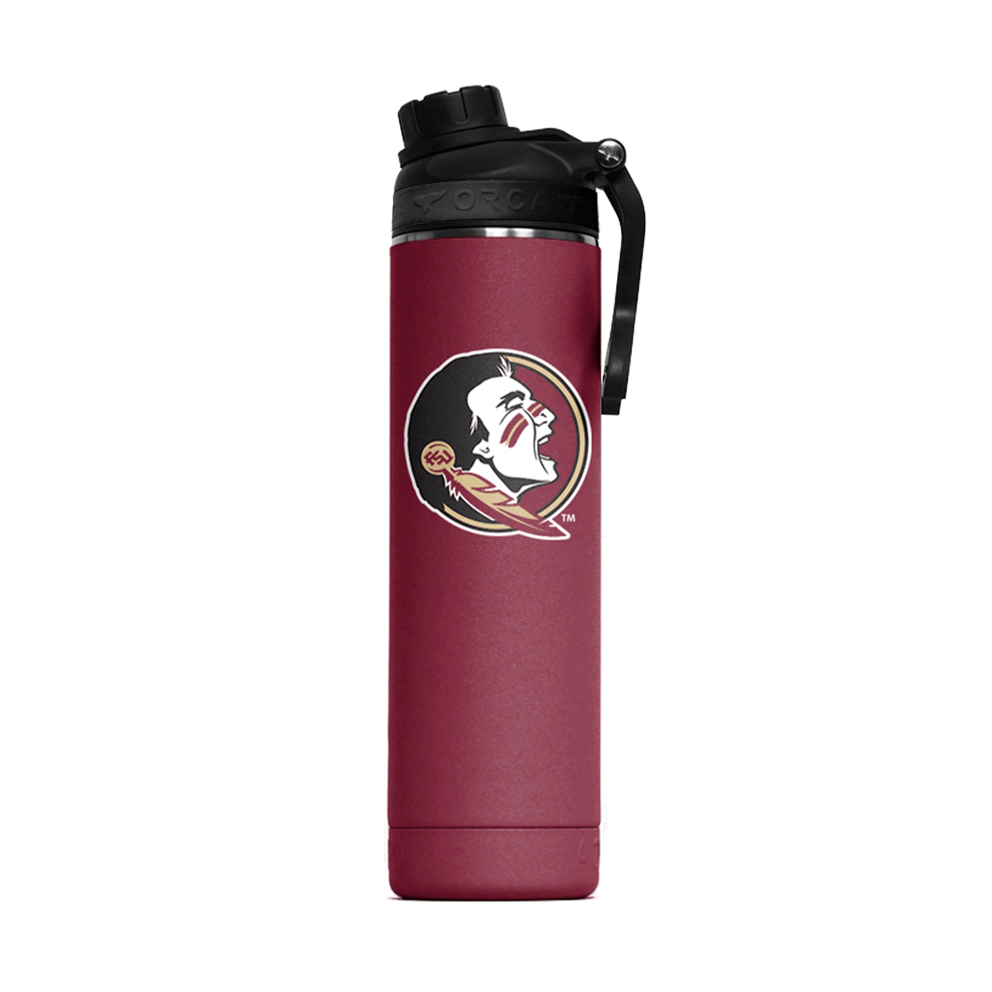 Florida State Color Logo Hydra 22oz - ORCA