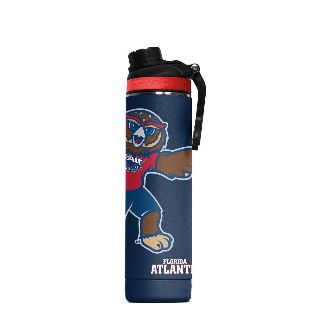 Florida Atlantic Mascot Hydra 22oz - ORCA