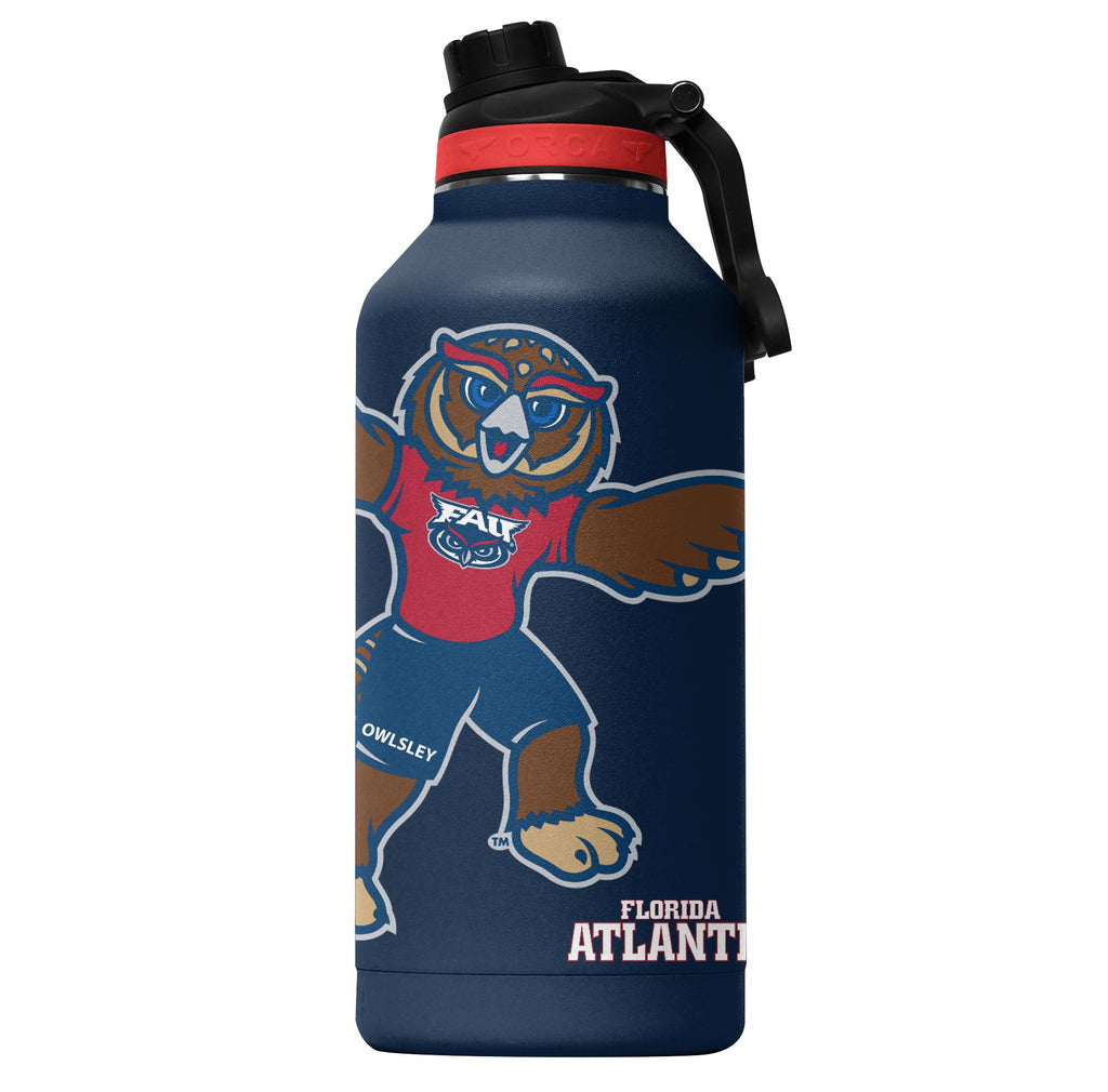 Florida Atlantic Mascot Hydra 66oz - ORCA