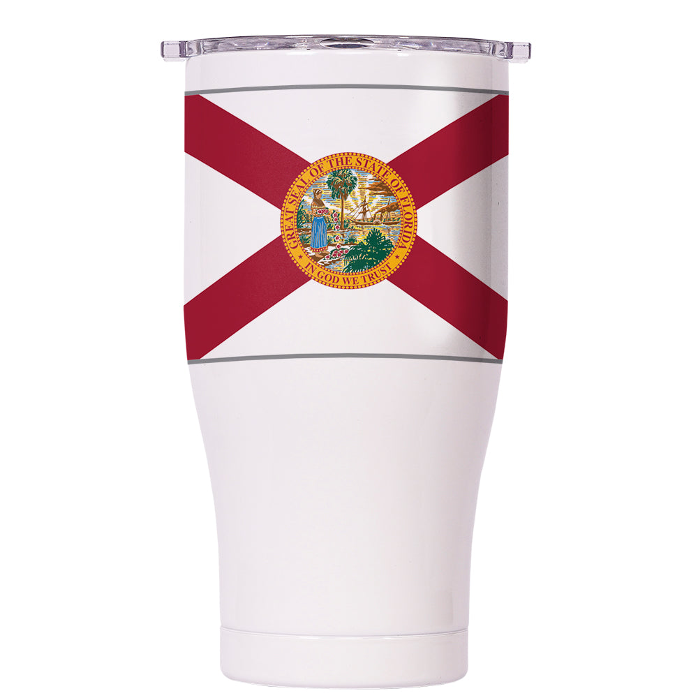 Florida State Flag Chaser 27oz - ORCA