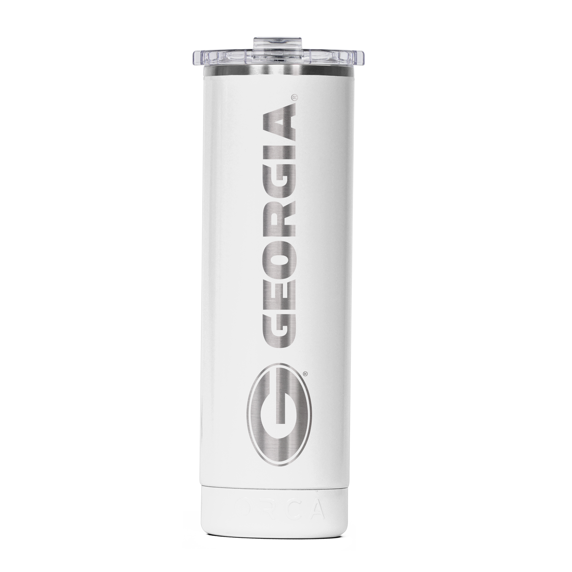 University of Georgia Whiteout Hydra 22 oz. - ORCA