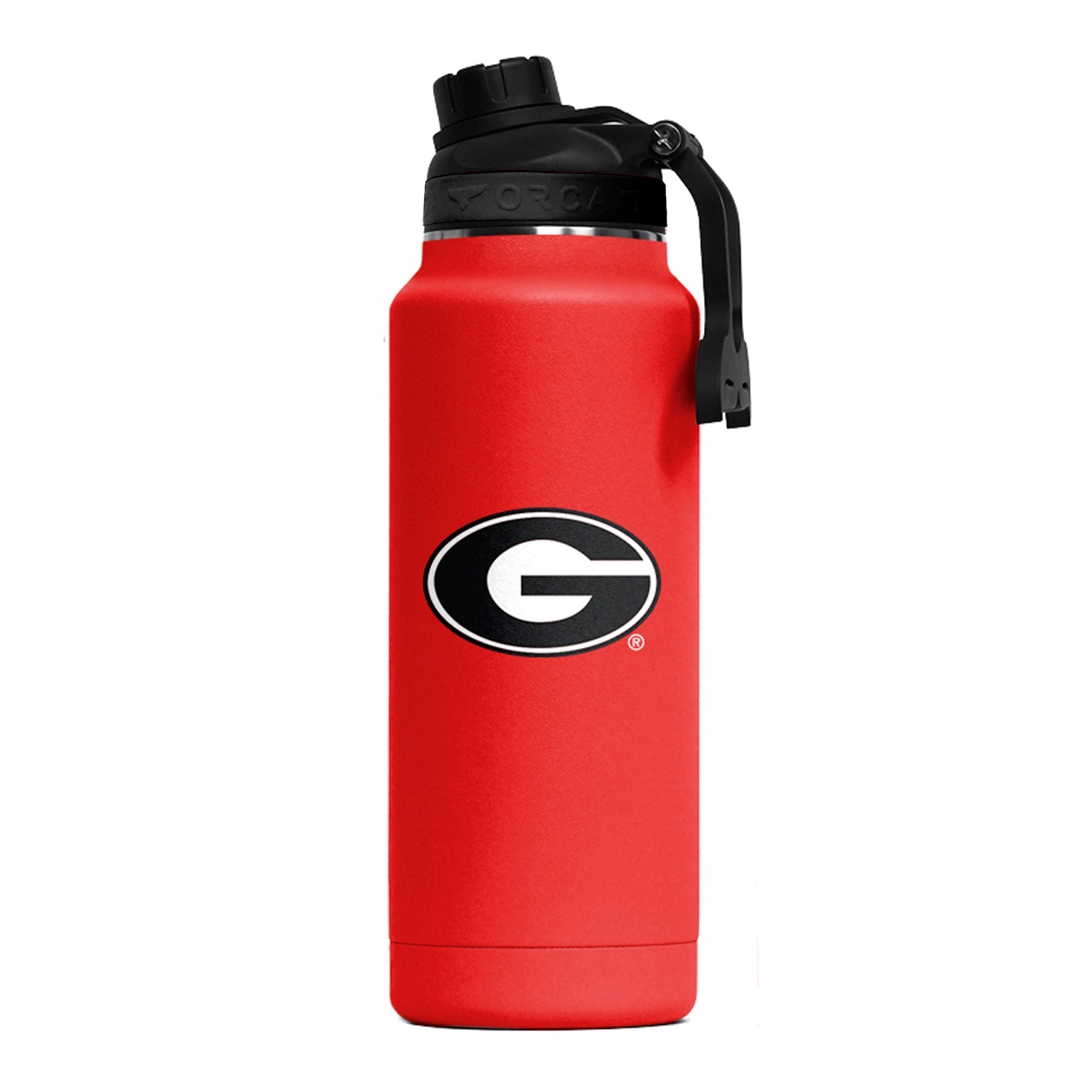 Georgia Color Logo Hydra 34oz - ORCA