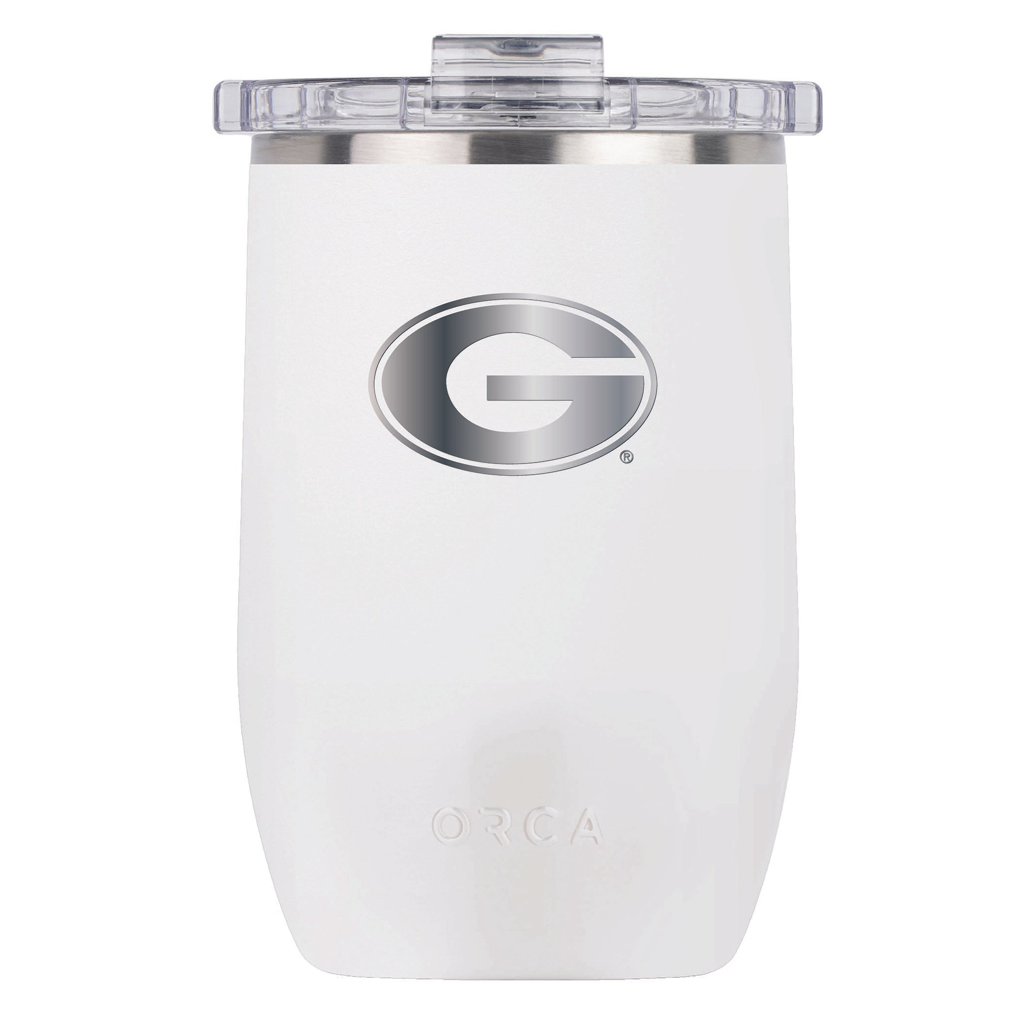 University of Georgia Whiteout Vino 12 oz. - ORCA