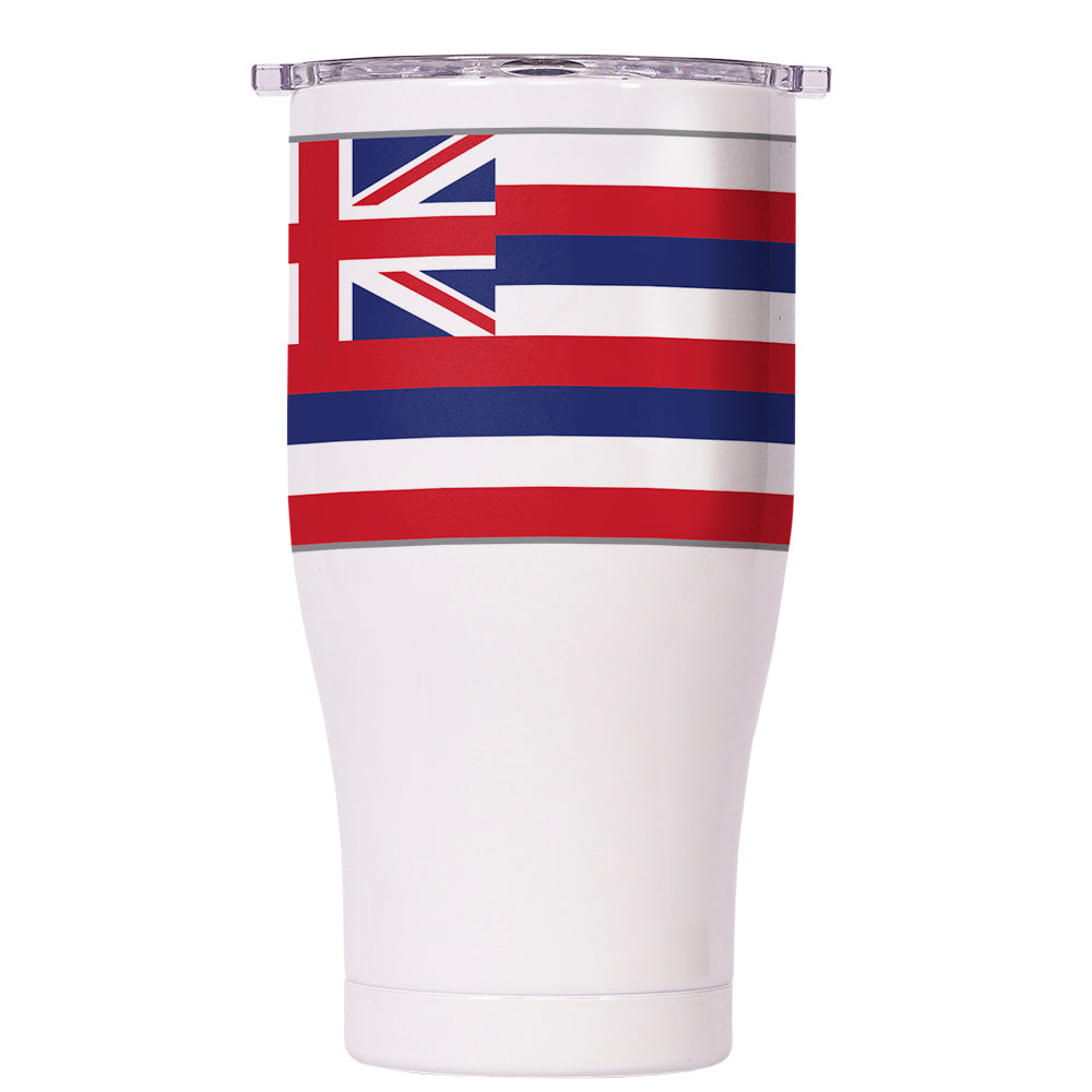Hawaii State Flag Chaser 27oz - ORCA